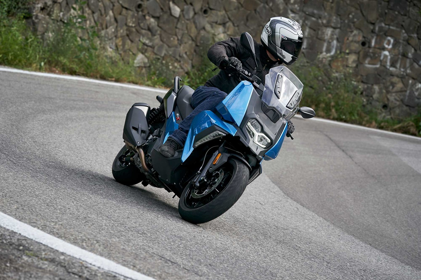 First Ride Bmw C400x Mid Size Madness Mcn R1200c Fuse Box Ridden By Contributor Jon Urry