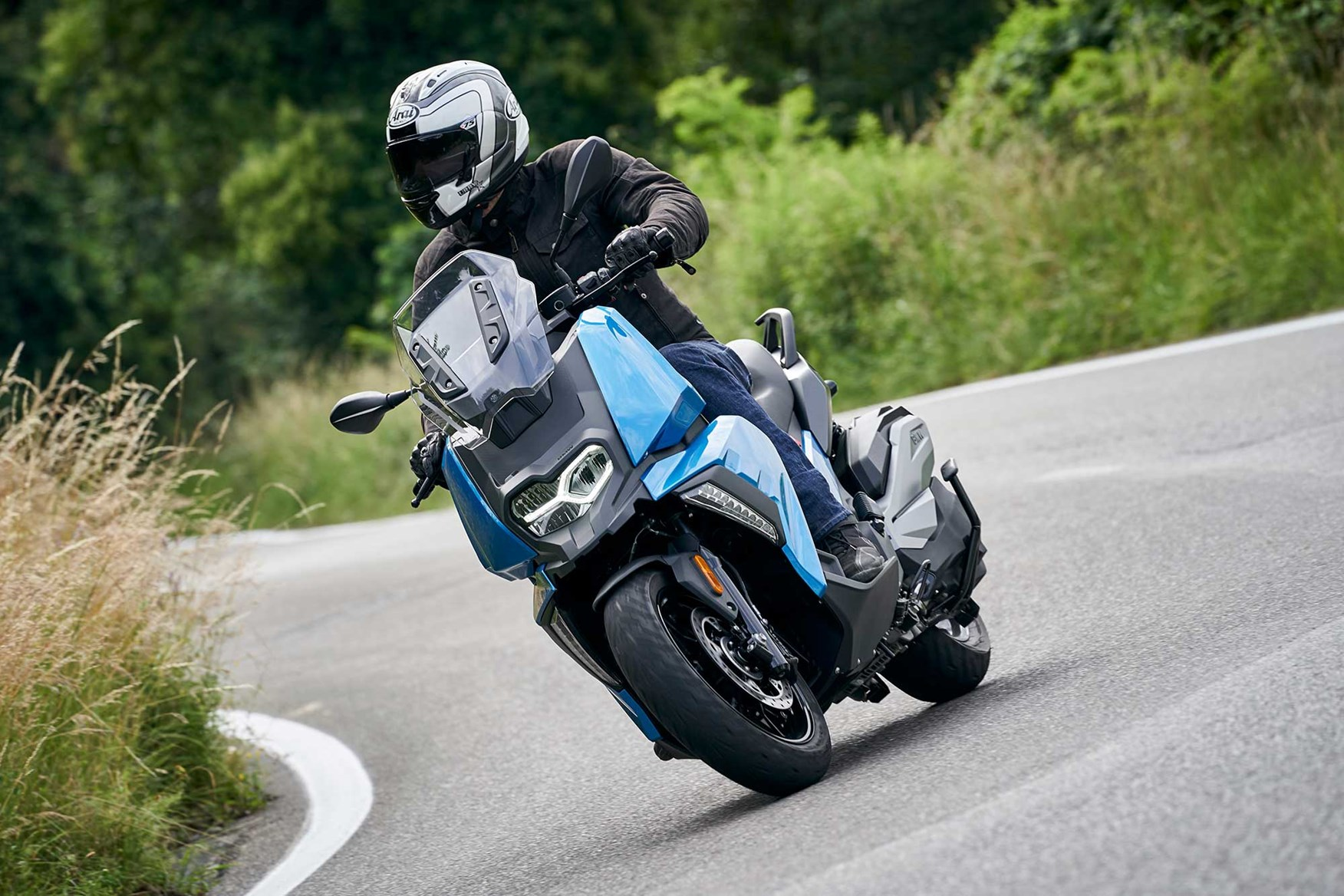 First Ride Bmw C400x Mid Size Madness Mcn Gs 1200 Fuse Box Ridden By Contributor Jon Urry