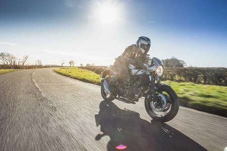 First ride: 'Suzuki SV650X is an SV with styling mods'