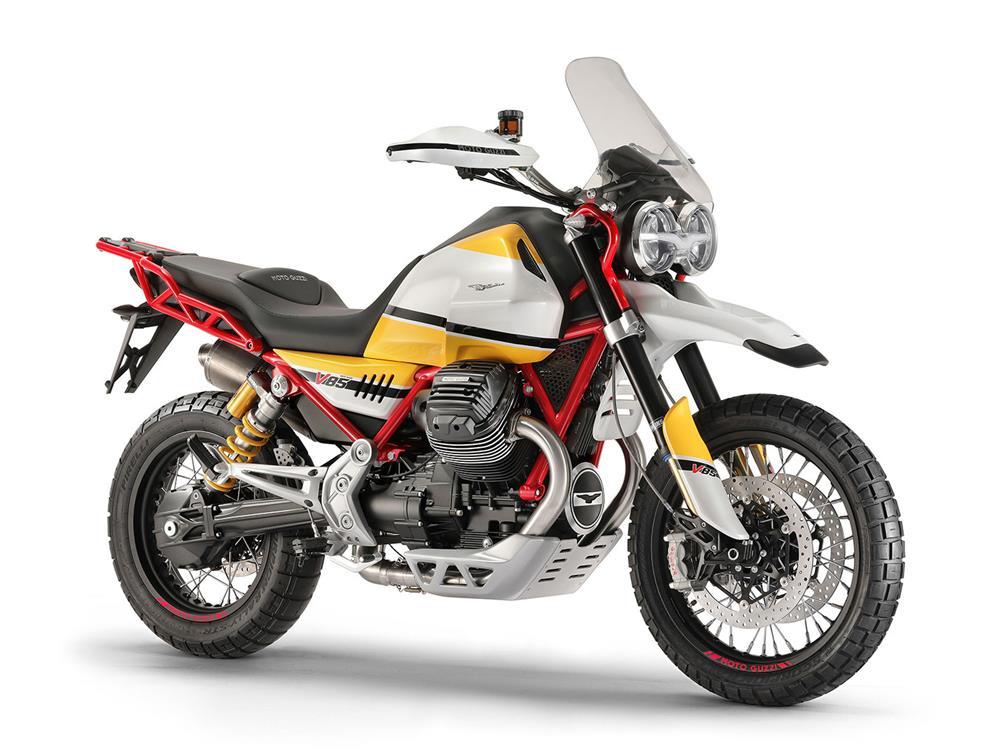 Moto Guzzi announce V85 concept   MCN