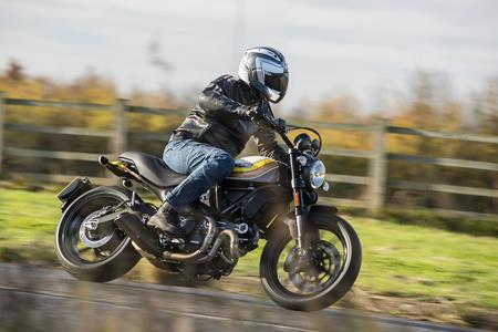 First Ride Ducati Scrambler Mach 20 Effortlessly Cool
