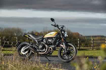 DUCATI SCRAMBLER 800 Mach 2.0 (2017-on)