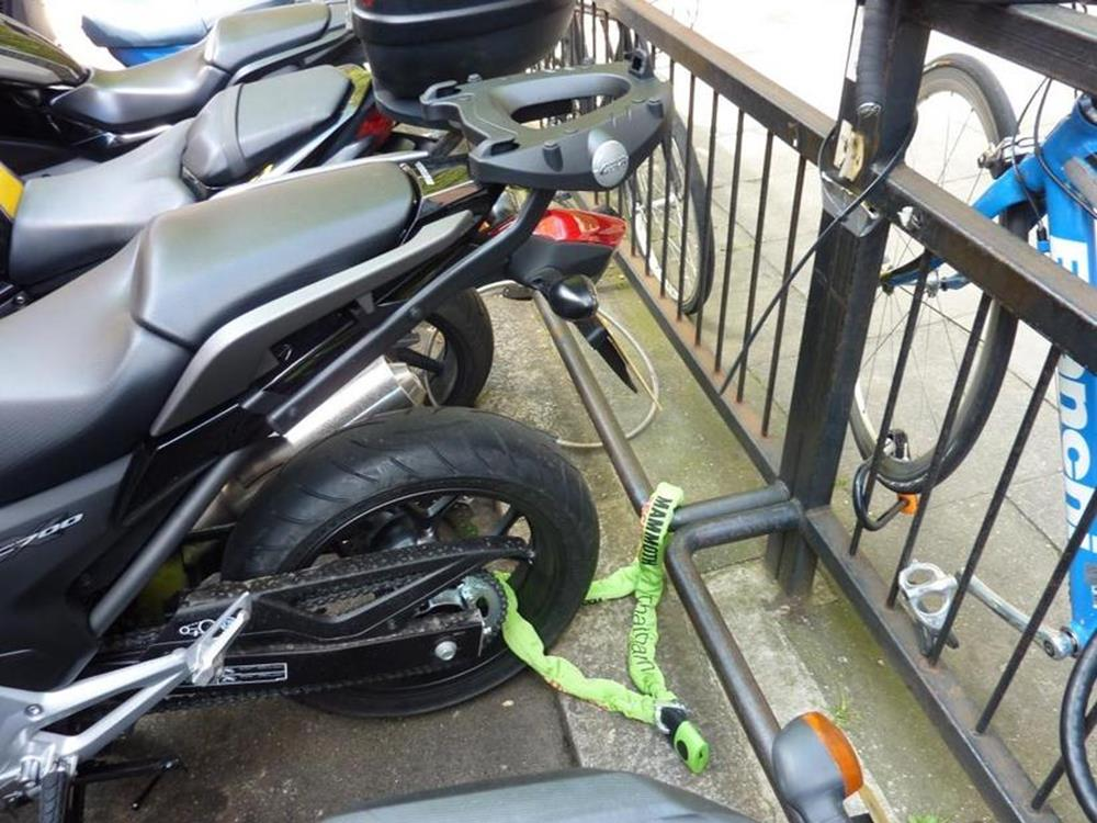 poll how do you protect your bike from thieves when youu0027re parked up