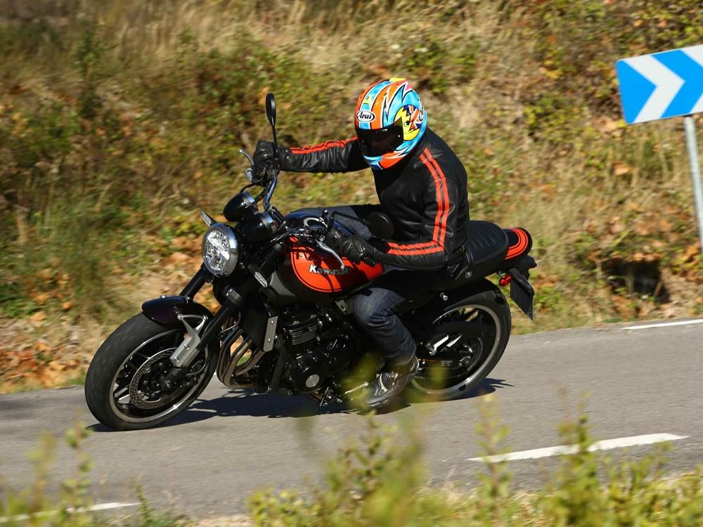 The New Z900RS Matches Performance With Z1 Inspired