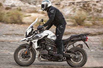 TRIUMPH TIGER 1200 XC  (2018-on)