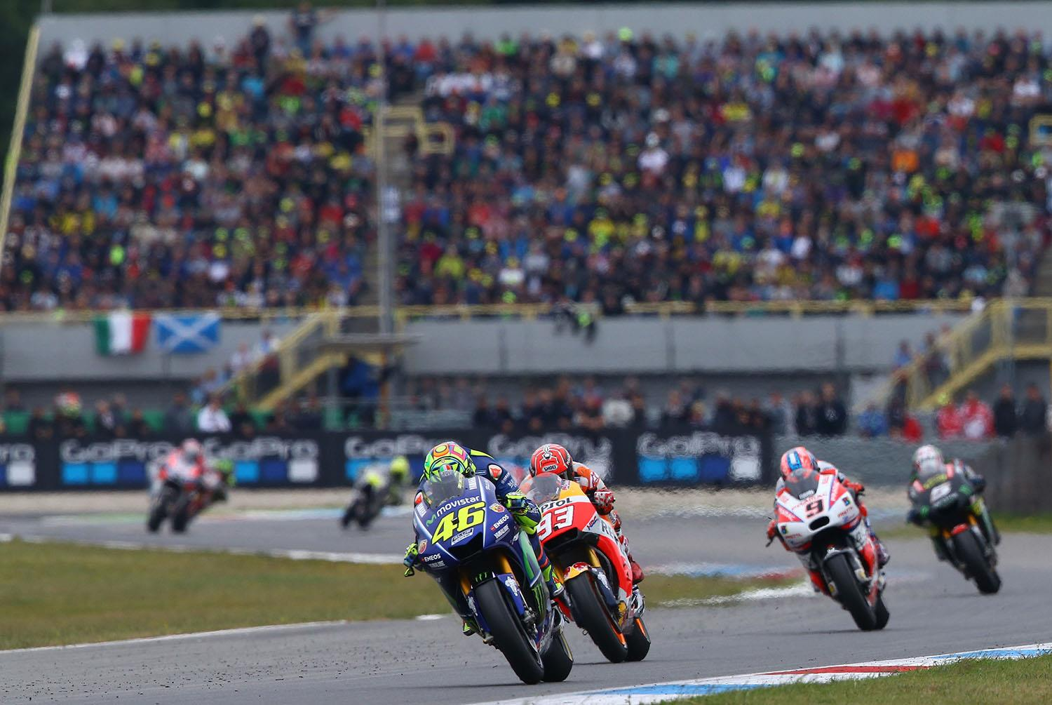 MotoGP Rider of the Year: 5th - Valentino Rossi