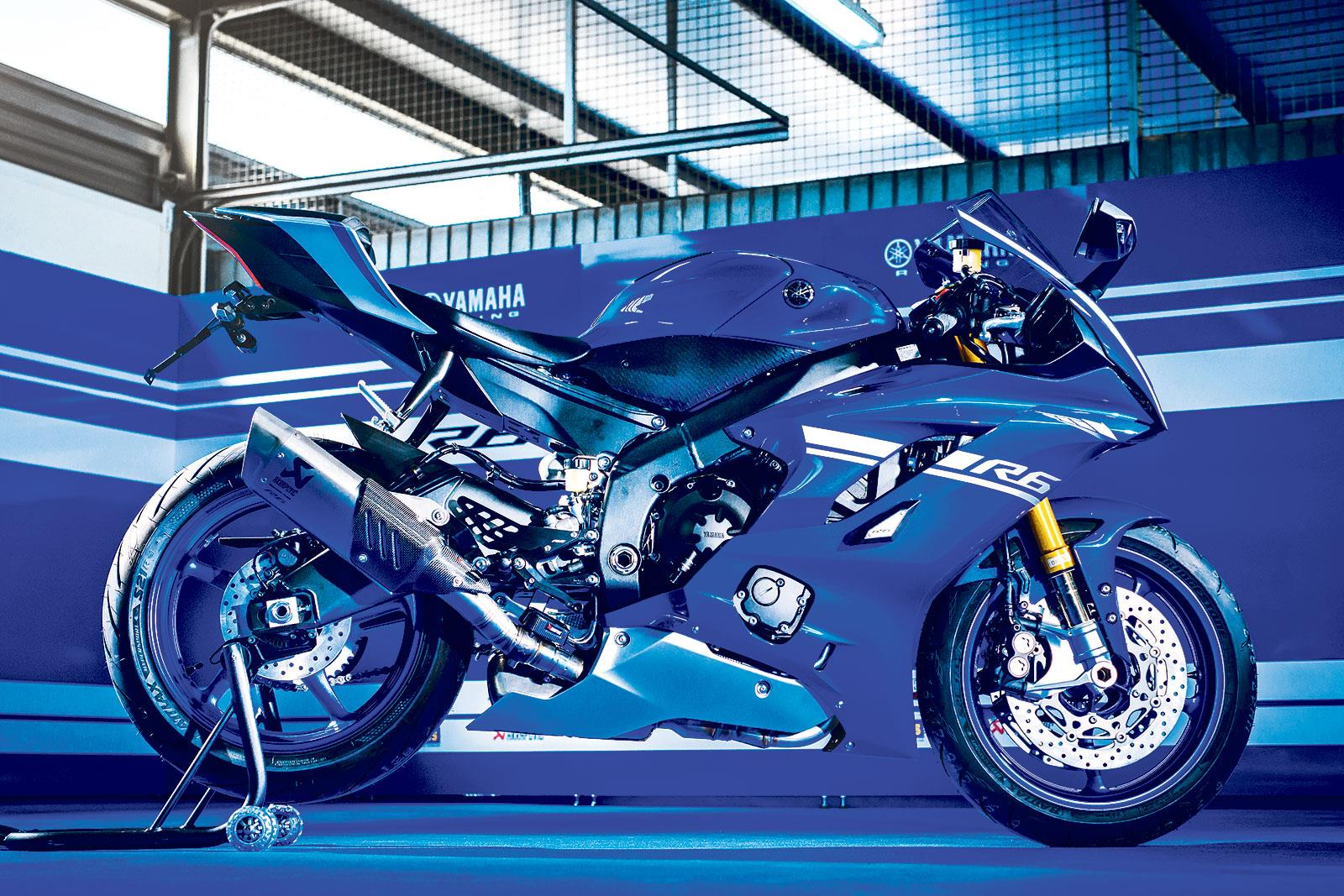 YAMAHA R6 (2017-on) Review | Owner & Expert Ratings | MCN