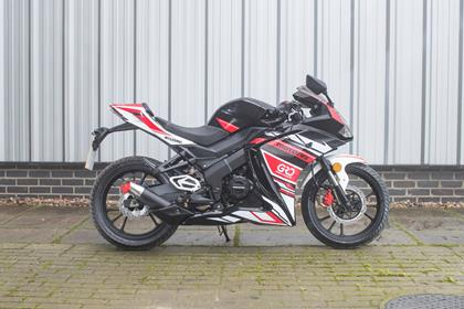 MOTORINI MT125RRI  (2017-on)