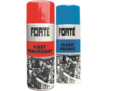 Product review  Forte Protectant Products 962488fadbb2a