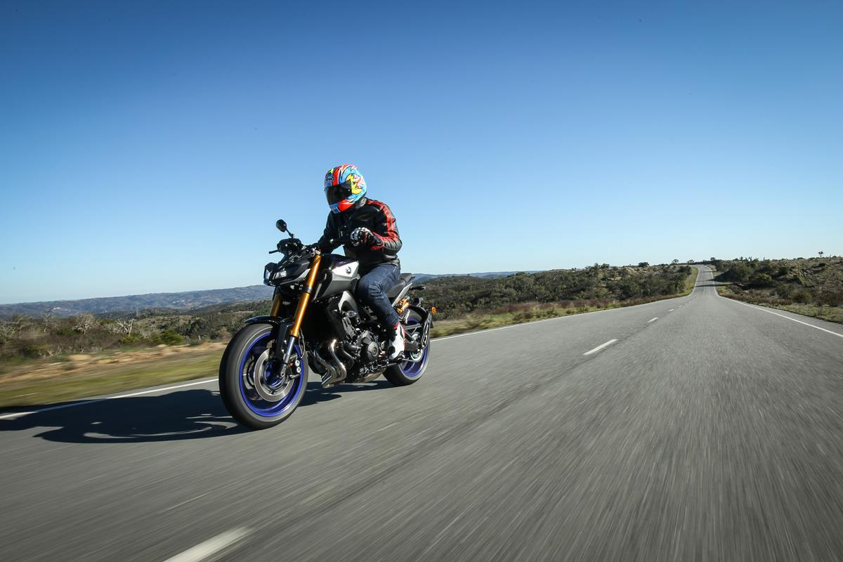 YAMAHA MT-09 SP (2018-on) Review | Speed, Specs & Prices | MCN