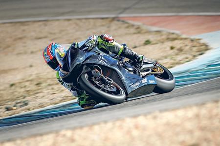Triumphs Moto2 765 Ridden