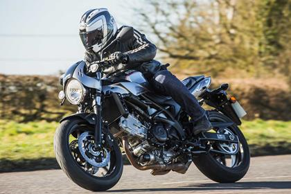 SUZUKI SV650X  (2018-on)
