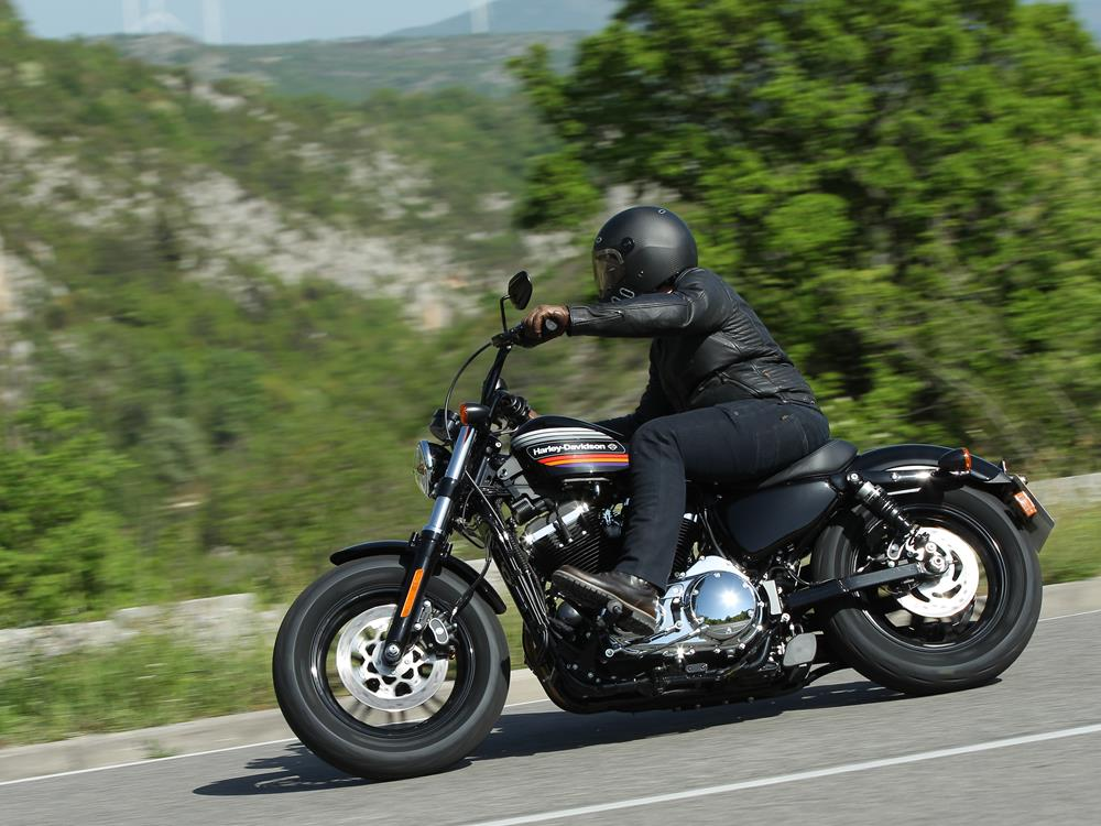 Harley-Davidson Iron 1200 review: 'the Sportster we've been waiting