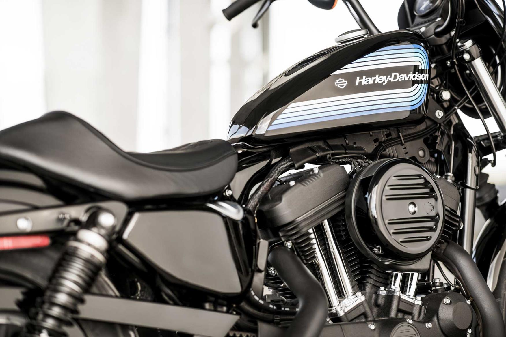 Harley-Davidson Iron 1200 review: 'the Sportster we've been