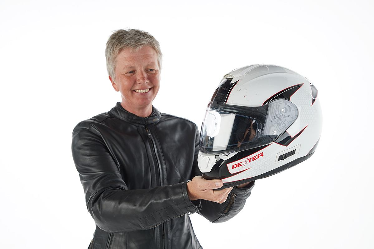 Product Review Dexter Izoard Track Helmet