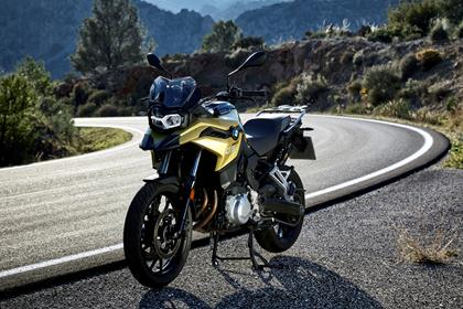 BMW F750GS  (2018-on)