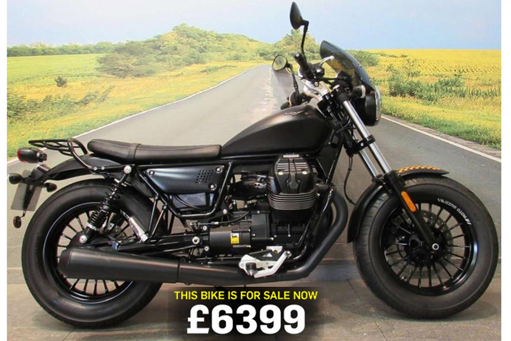 bike of the day moto guzzi v9 bobber. Black Bedroom Furniture Sets. Home Design Ideas