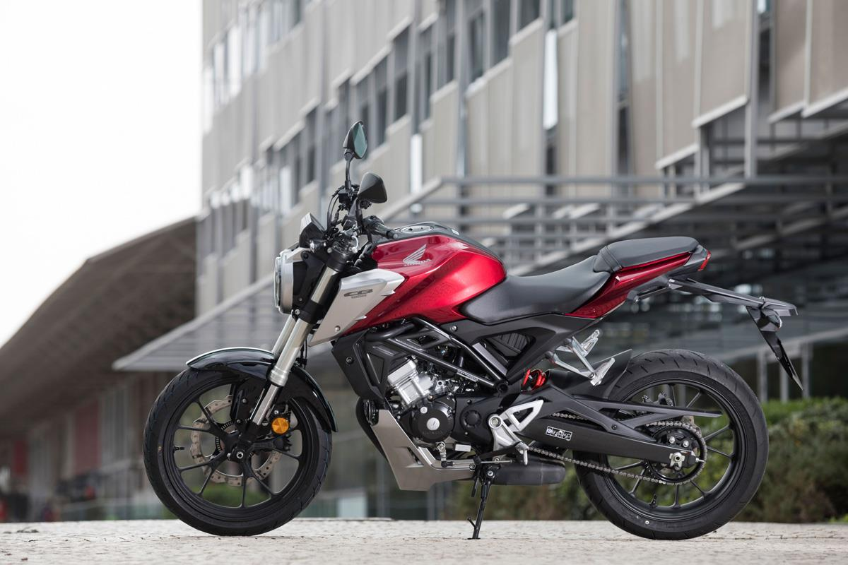 Honda CB125R (2018 On) • For Sale • Price Guide • The Bike