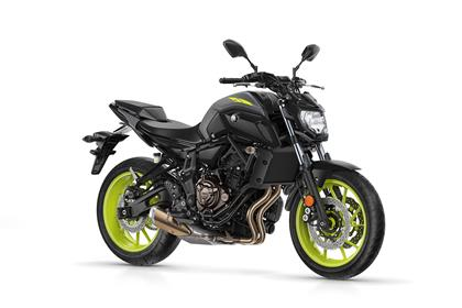 YAMAHA MT-07  (2018-on)