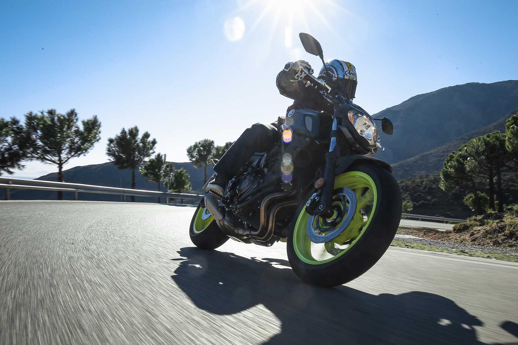 YAMAHA MT-07 (2018-on) Review   Speed, Specs & Prices   MCN