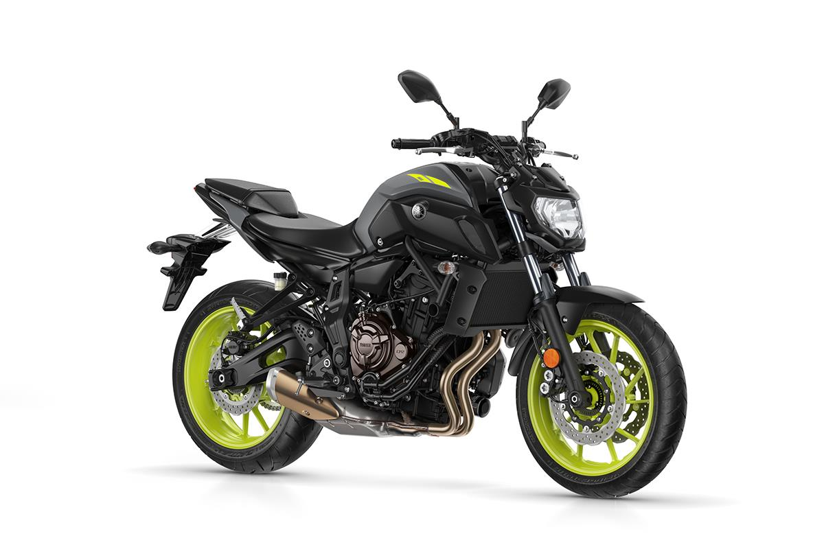 YAMAHA MT-07 (2018-on) Review | Speed, Specs & Prices | MCN