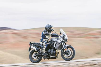TRIUMPH TIGER 800 XR  (2018-on)