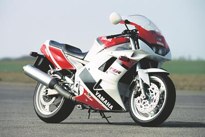 Yamaha Fzr1000 1991 1994 Review Speed Specs Amp Prices