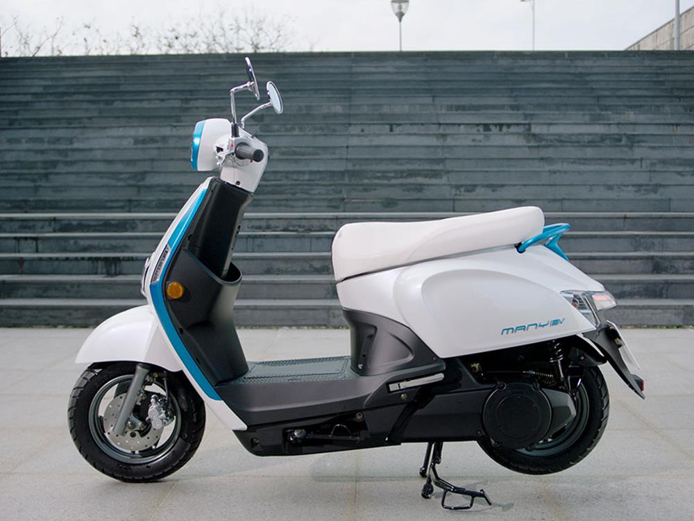 Kymco Ionex electric scooter unveiled ...