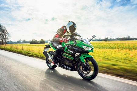 First Ride Kawasaki Ninja 400 Offers More Punch Less Weight And