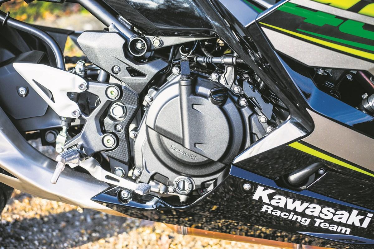 KAWASAKI NINJA 400 (2018-on) Review | Specs & Prices | MCN