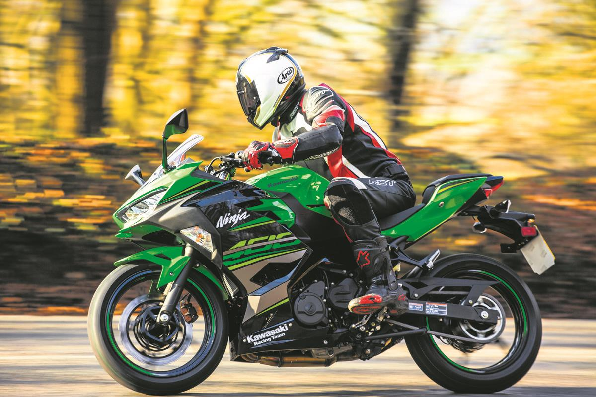 Kawasaki Ninja 400 2018 On Review Specs Prices Mcn