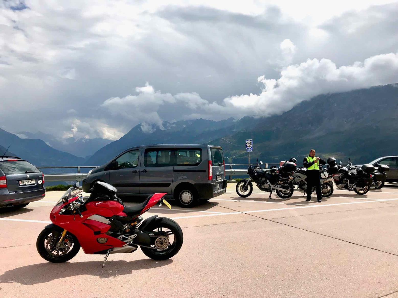MCN Fleet: Ducati V4 S - 3100-miles in 10 days