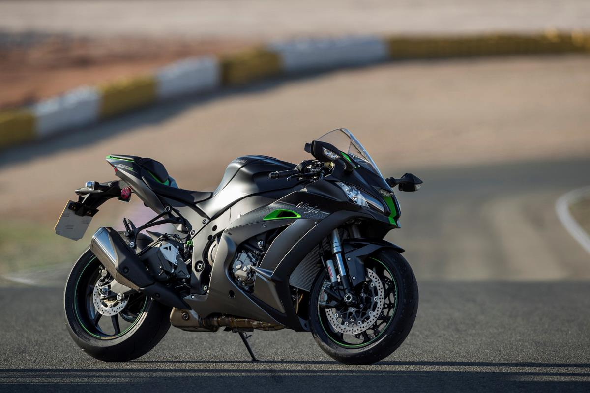 KAWASAKI ZX-10R SE (2018-on) Review | Specs & Prices | MCN