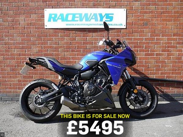 Bike Of The Day Yamaha Tracer 700