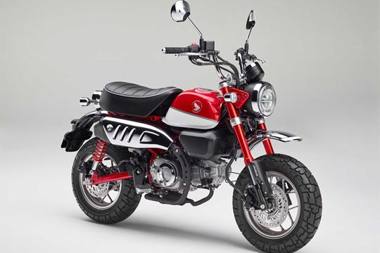 Honda Monkey Bike In Dealers By The End Of July