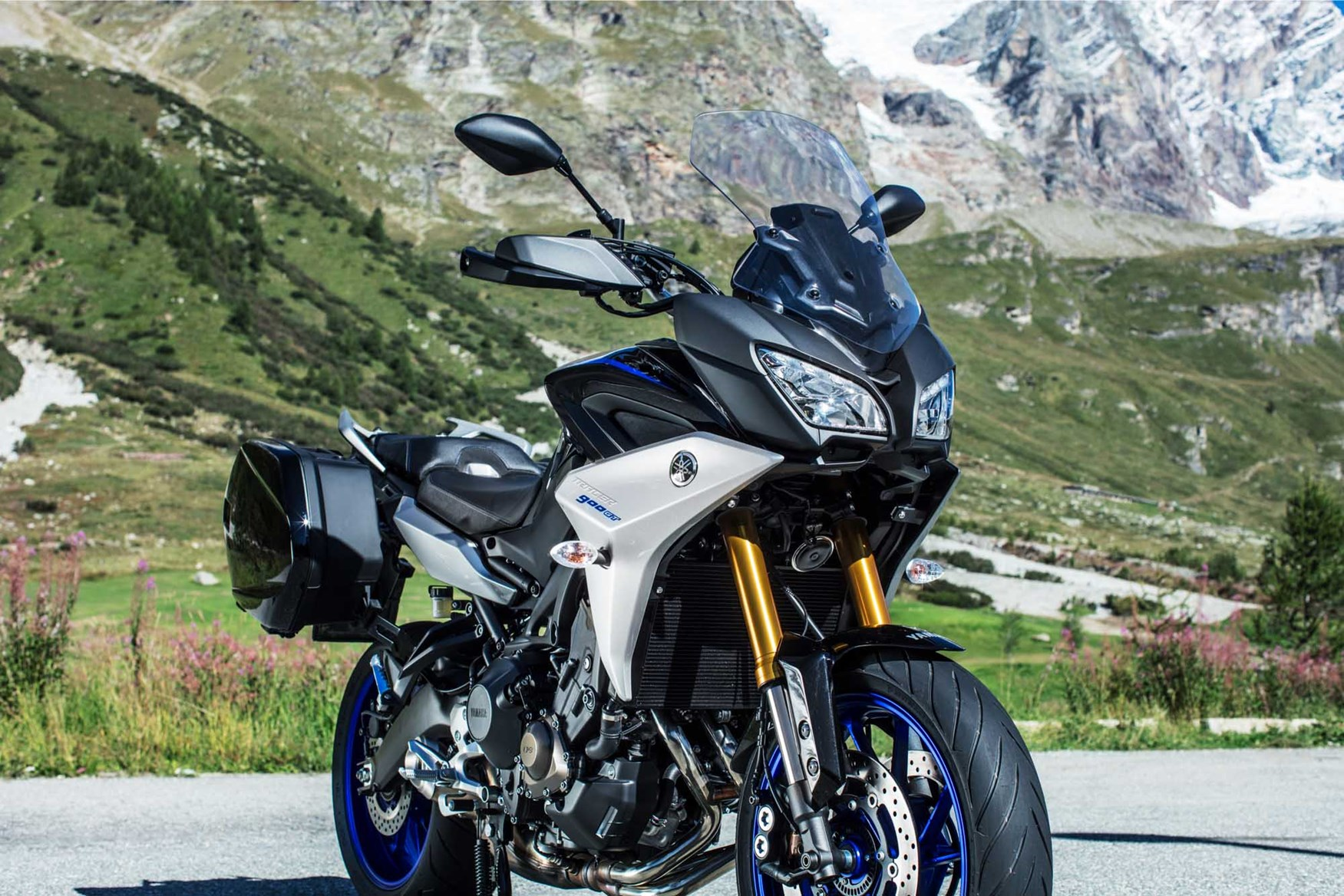 Amazing Yamaha Tracer 900Gt 2018 On Review Specs Prices Mcn Lamtechconsult Wood Chair Design Ideas Lamtechconsultcom