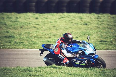Ride a GSX-R1000R with James Whitham for free