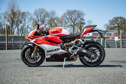 DUCATI 959 PANIGALE  (2018-on)