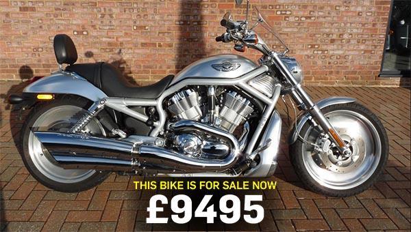 Bike of the Day: Harley-Davidson V-Rod