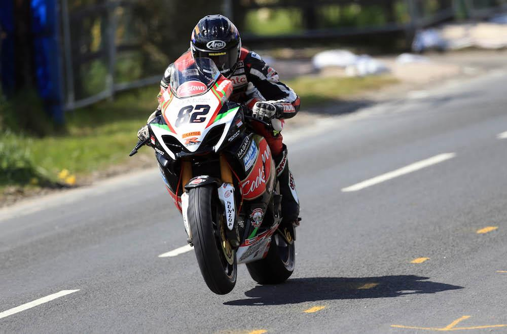 Roads: Sheils takes superbike win at weather hampered Cookstown 100