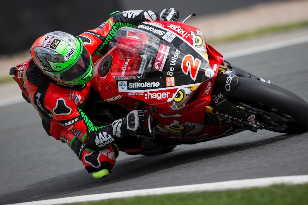 BSB: Quick Irwin looking for qualifying improvements