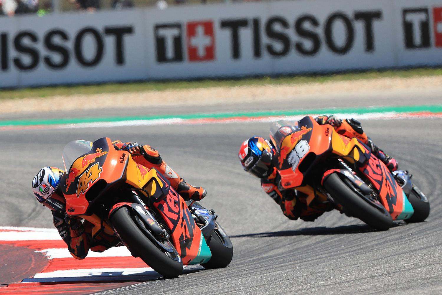 MotoGP: KTM extend Espargaro deal for two further years