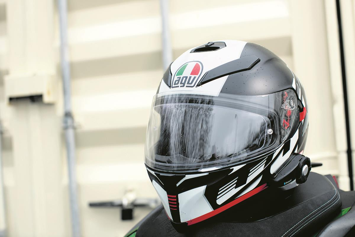 Product review: AGV K5-S Darkstorm