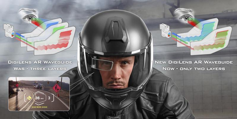 ee997a7ed010 Video  Would you buy this augmented reality helmet by Sena