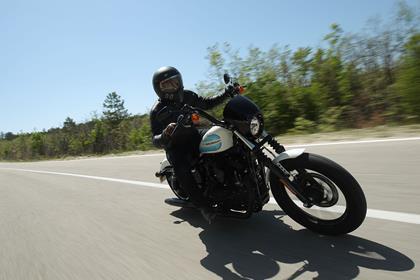 Harley-Davidson Sportster 1200 Iron