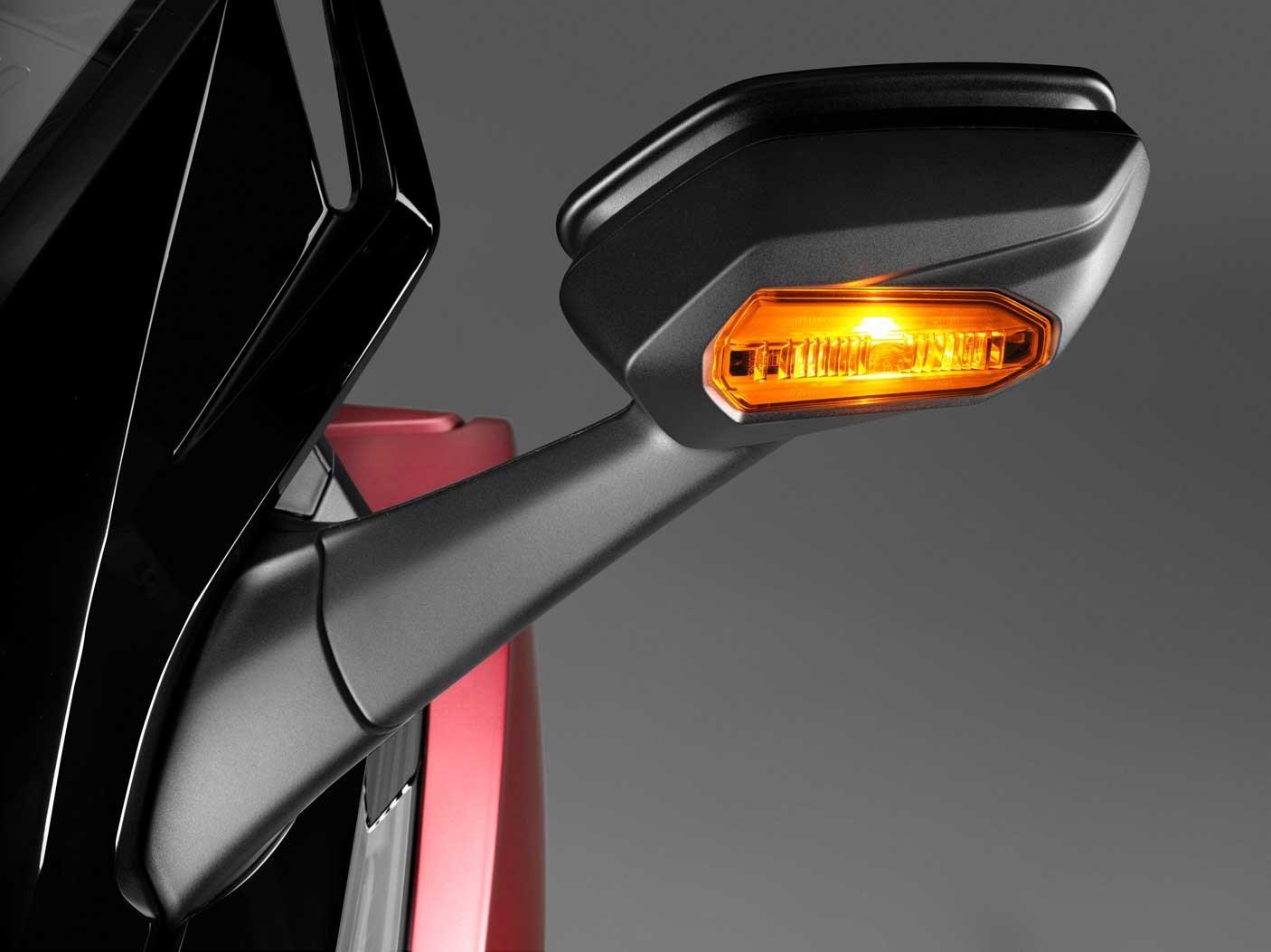Honda announces 2018 update for Forza 125