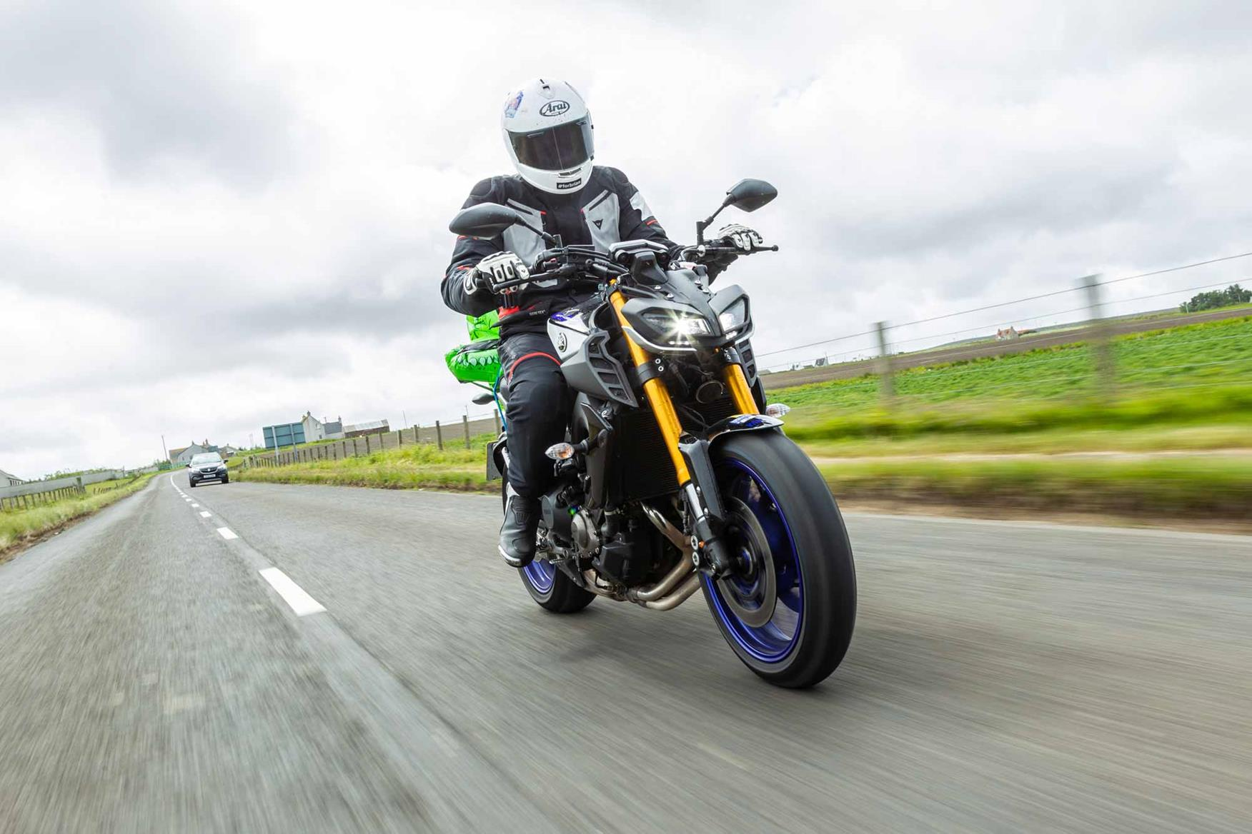 MCN Fleet: A riding year with a Yamaha MT-09 SP
