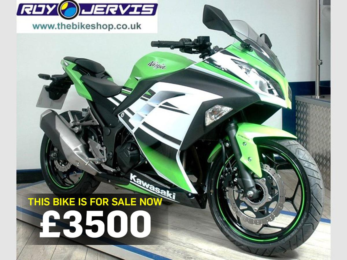 Bike Of The Day Kawasaki Ninja 300