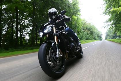 Triumph Speed Triple S bike review