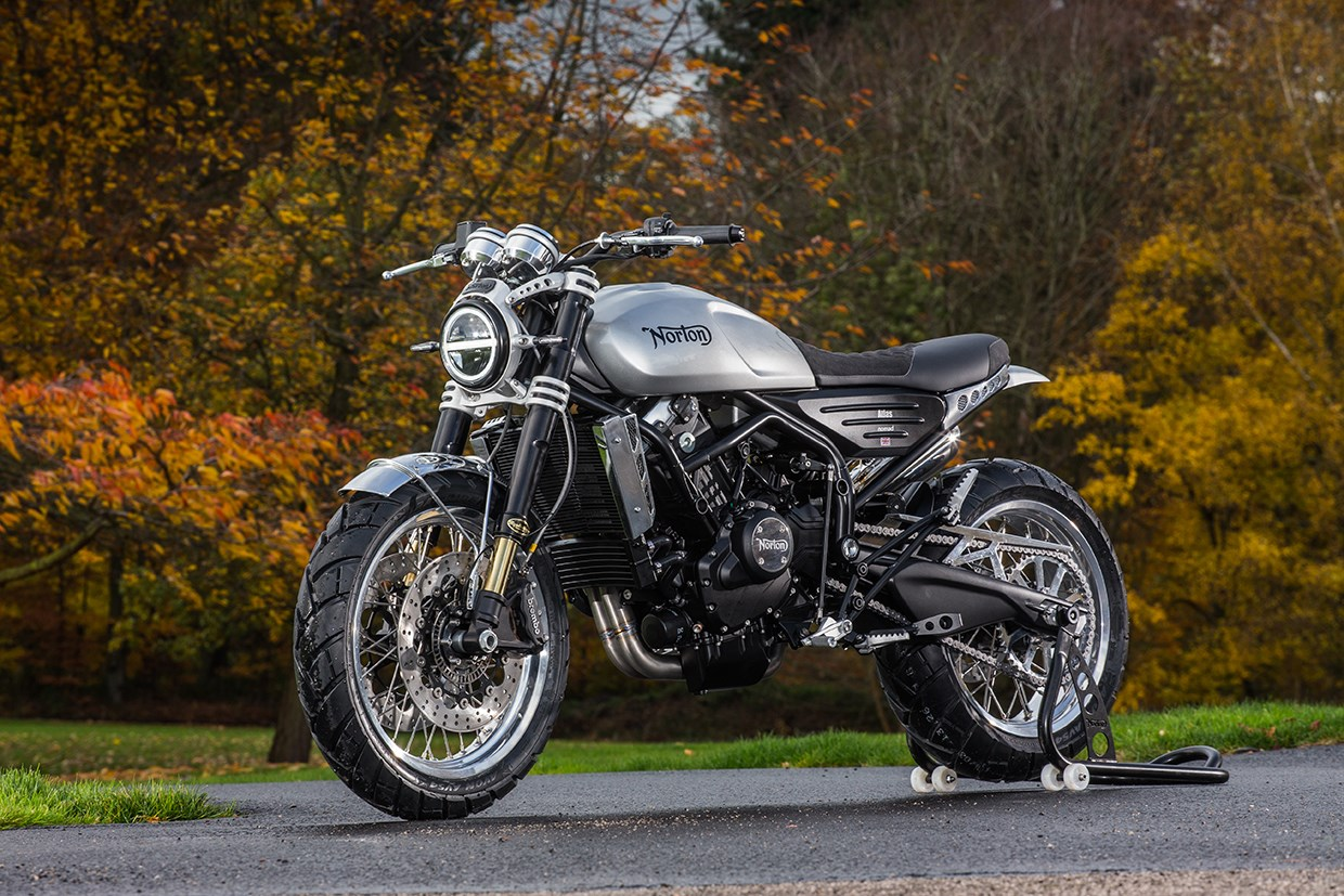 Norton Extends Factory For Low Cost 650cc Atlas Nomad And Ranger